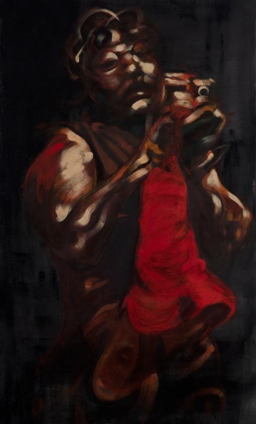 Painting Singer 2000